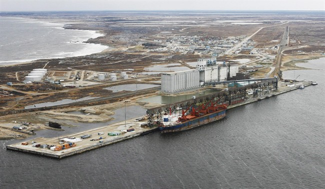 Port of Churchill
