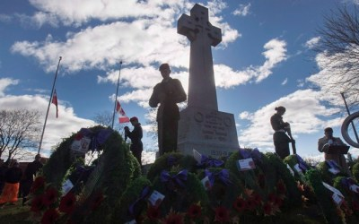 What's Open and Closed on Remembrance Day in Winnipeg