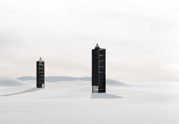 Totem - Warming Hut