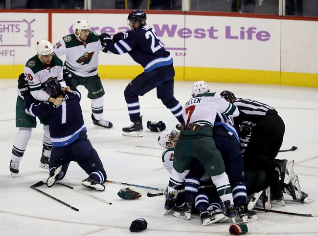 Winnipeg Jets - Minnesota Wild