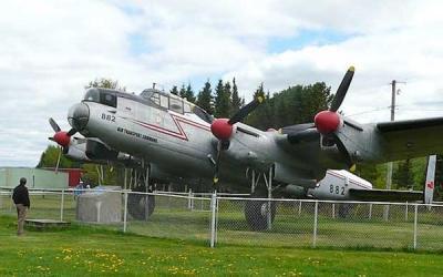 Canada's Contribution to Aerospace: Jackman-Atkinson