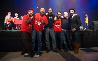 Put Down Those Razors: Festival du Voyageur's Beard Growing Contest is Back