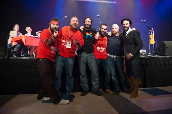 Festival du Voyageur - Beard Growing Contest
