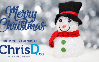 Merry Christmas and Happy Holidays from ChrisD.ca