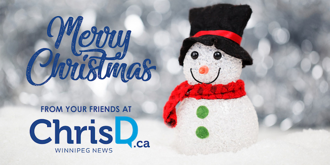 ChrisD.ca Merry Christmas