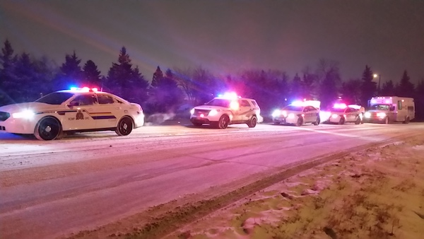 RCMP Checkstop