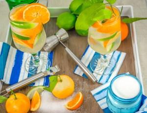 Clementine Gin Muddle