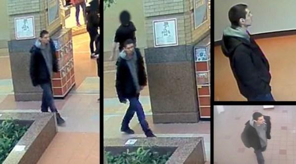 Portage Place Suspect