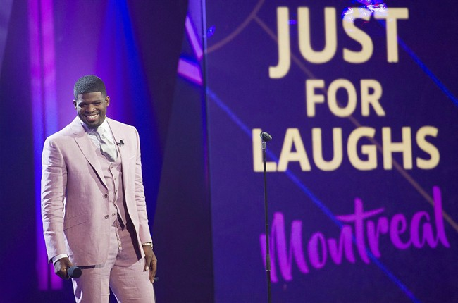 P.K. Subban - Just For Laughs