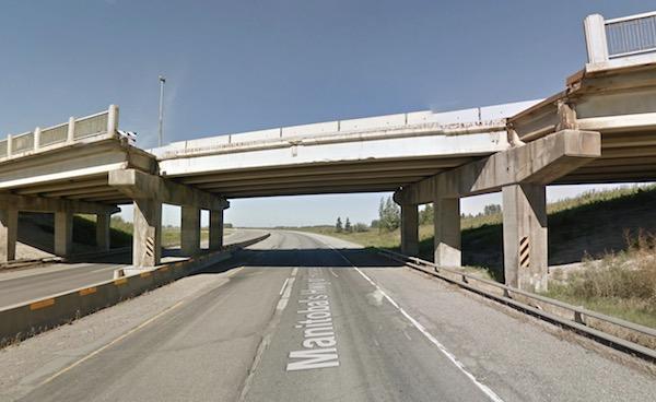 Portage la Prairie Overpass