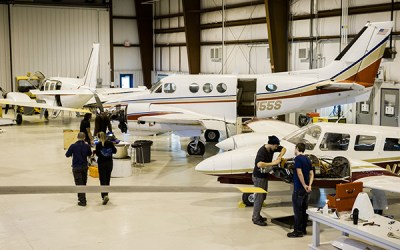 Red River College Acquires Aviation Campus to Take Aerospace Program to New Heights