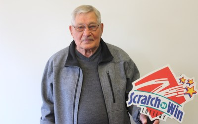 Gimli Man Scratches $1M Lottery Ticket