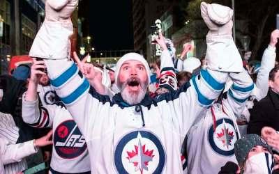 Winnipeg Jets Fan Fest Returns For Family Fun