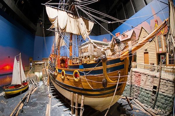 Manitoba Museum Nonsuch