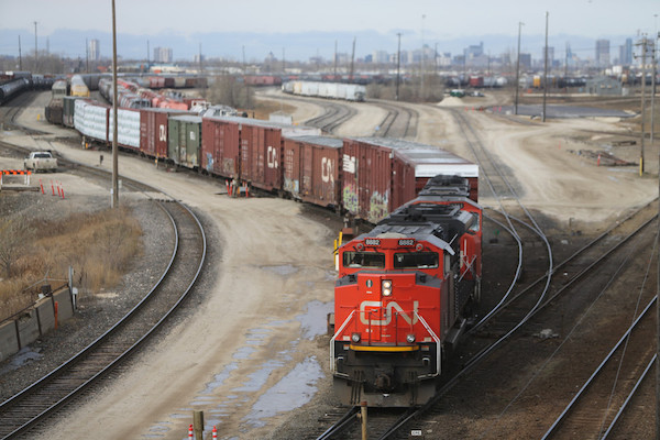 CN Symington Yard