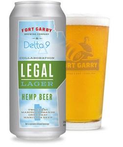 Delta 9 Cannabis Beer