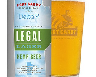 Fort Garry Brewing, Delta 9 Cannabis Launch Hemp-Infused Beer
