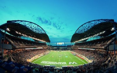 Investors Group Field Set to Be Renamed After Company Rebrands