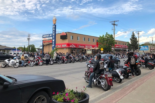 Matt Cave Motorcycle Memorial