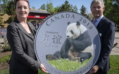 Mint Unveils New Panda-Themed Silver Coin