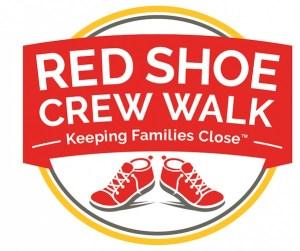 Red Shoe Crew Walk