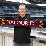 Valour FC Fires GM, Head Coach Rob Gale