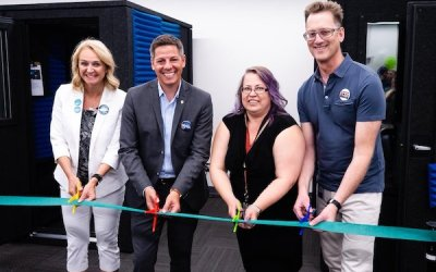 Makerspace 'ideaMILL' Opens Inside Millennium Library