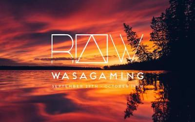 RAW:Wasagaming Gathering Foodies in Riding Mountain National Park