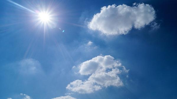 Winnipeg Summer Sun