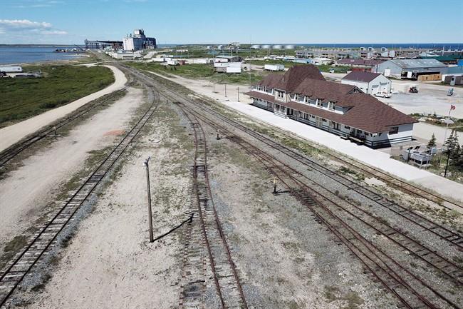 Churchill Rail Line - Via