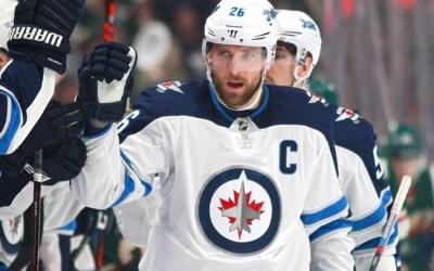 Jets Captain Blake Wheeler on Racism: 'You Can't Be Silent Anymore'