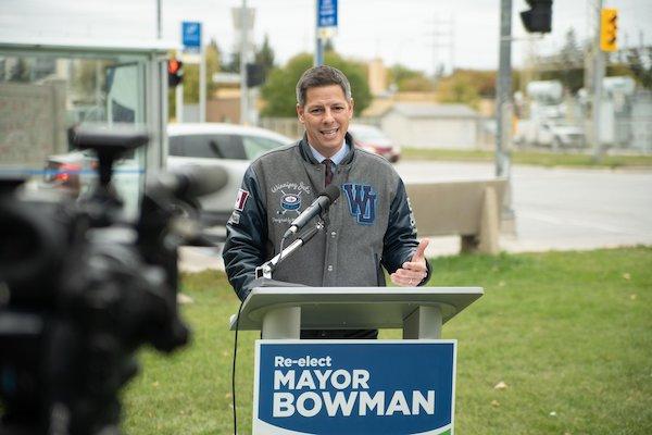 Brian Bowman