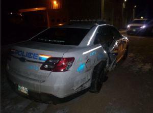 Elie RCMP Accident
