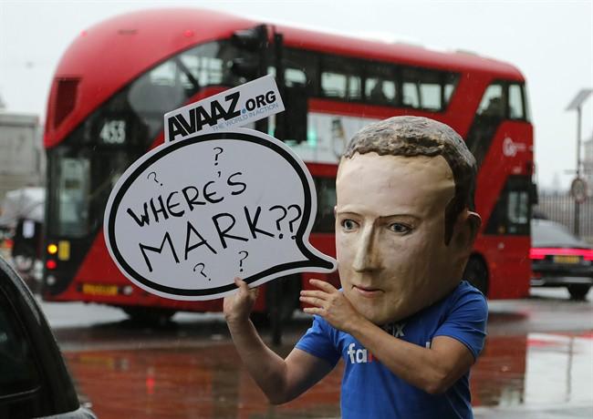 Mark Zuckerberg Mask