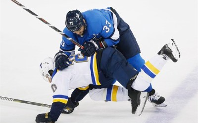 Jets Coach Maurice: Byfuglien 'Out for a While' with Lower-Body Injury