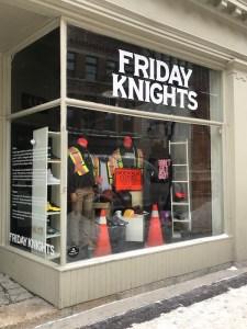 Friday Knights