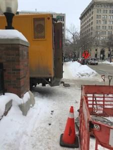 McDermot Avenue Construction