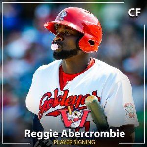 Reggie Abercrombie - Winnipeg Goldeyes