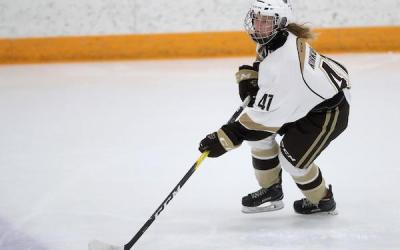 Bisons Seek to Repeat as Defending Women's Hockey Champs