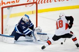 Laurent Brossoit - Winnipeg Jets
