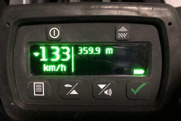 Perimeter Highway Speeder