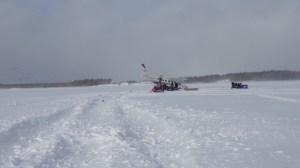 Little Grand Rapids Plane Crash