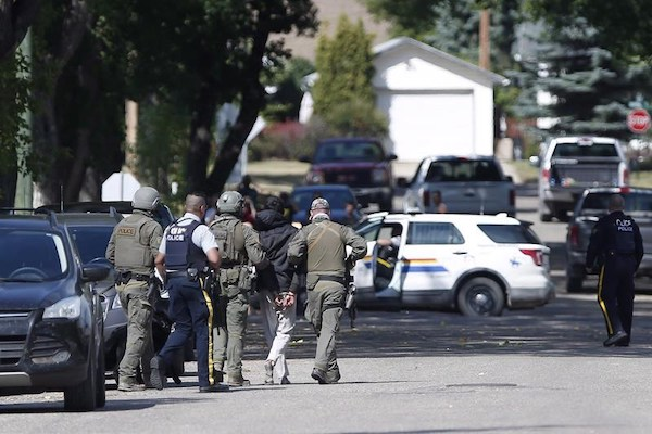 Neepawa Police Shooting