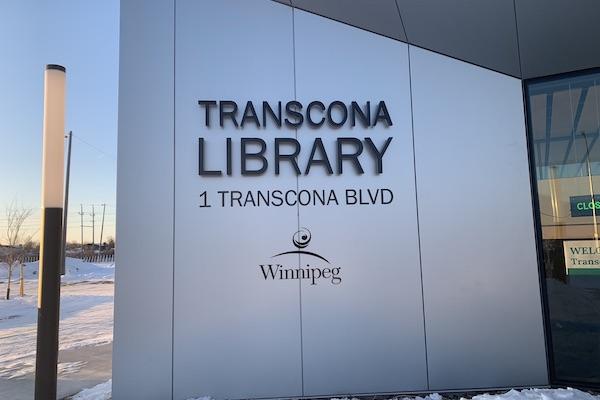 Transcona Library