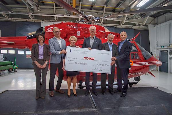 STARS Richardson Donation