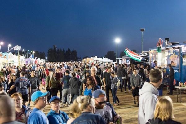 Assiniboia Downs Night Market