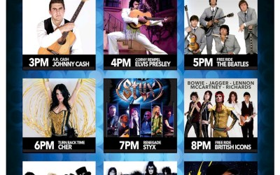 CONTEST: Win Tickets to 'Unreal' Tribute Festival at Assiniboia Downs