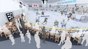 Winnipeg Ice - Wayne Fleming Arena