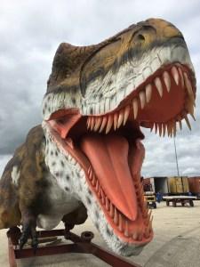 EXtinction Park Dinosaur