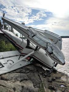 Float Plane Crash